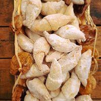Croissants aux noix
